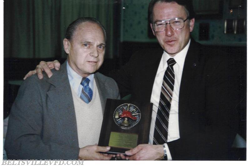 John Colemen on the Right