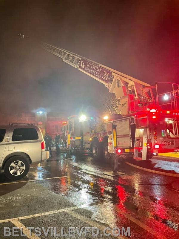 Photo curtesy of DC Metro Fire Photographers.