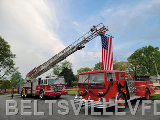 Photo curtesy Beltsville VFD